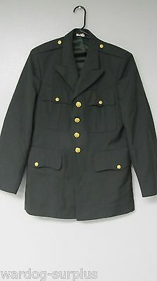 Coat Mens Us Army Green Class A Dress Jacket Service Suit Uniform  Many Sizes