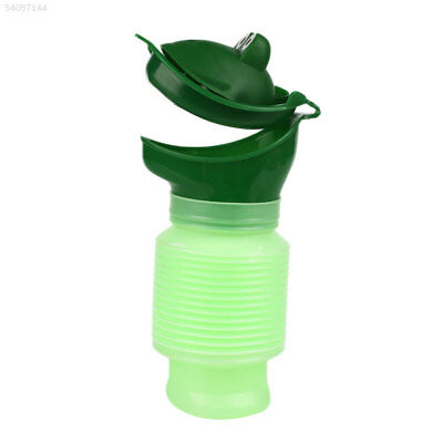 5CE7 Kids Portable Urinal Travel Outdoor Camping Car Toilet Potty Bottle 600ml G