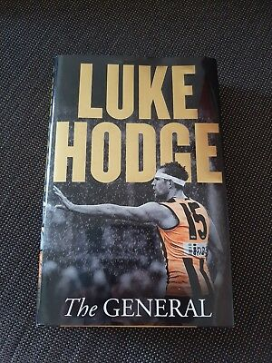 The General Luke Hodge FREE POSTAGE