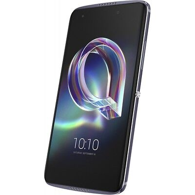Alcatel One Touch Idol 5s 6060X grau Android Smartphone Handy ohne Vertrag