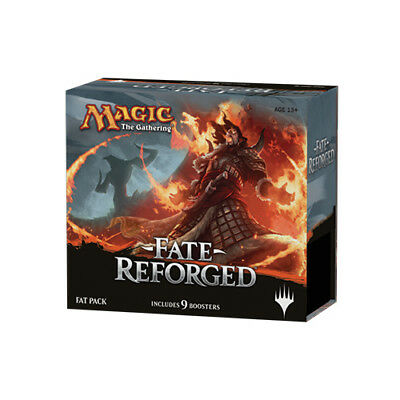 MTG: Fate Reforged FAT PACK, Magic the Gathering, ENGLISCH, NEU & OVP