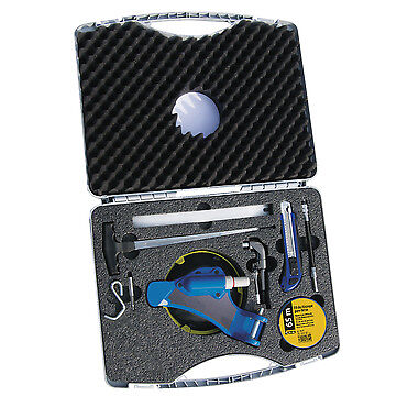 PROFESSIONAL BOX SET FOR WINDSCREEN REMOVAL carrozzeria officina 057654 GYS