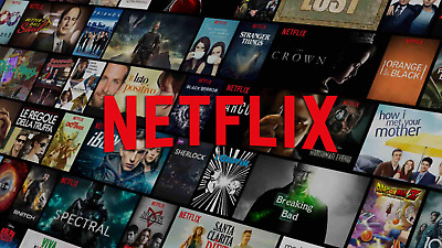 Netflix 1 Month Subscription & Warranty: 4K UltraHD w/ 4 Screens (FULLY PRIVATE)