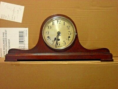 Kienzle Art Deco Mantle Clock with Westminster chime