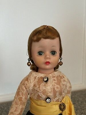 Vintage 1957 Madame Alexander Toreador Cissette #905 Beautiful Condition