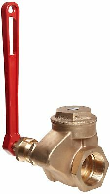 Milwaukee Valve P901 Series Bronze Gate Valve, Class 150, Quick Opening Stem,...