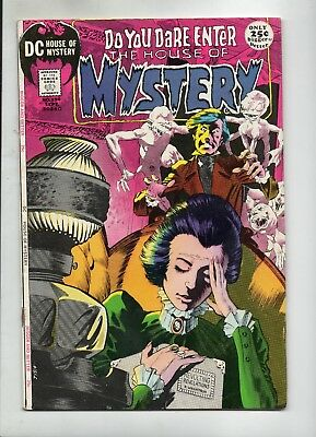House Of Mystery # 194 / Fine / Bernie Wrightson / Alex Toth / 52 Pages.