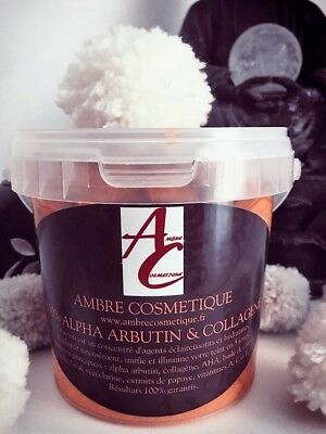 Savon Eclaircissant Intense Alpha Arbutin & Collagene Ambre Cosmetique
