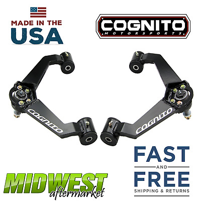 Cognito Upper Control Arm Kit / Ball Joint 11-18 Silverado / Sierra 2500 3500