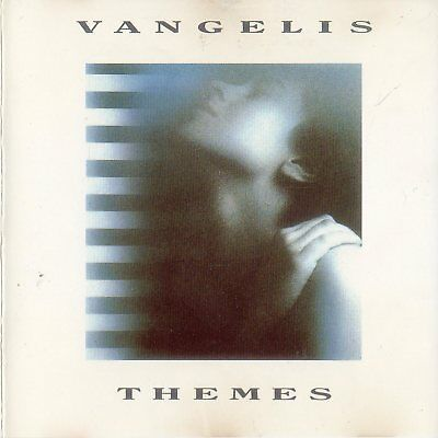 "Vangelis ""Themes"" Rare Spanish Cd 1992 Pressing / No Barcode"