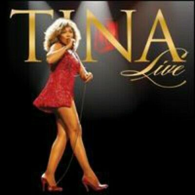 Tina Live - 2 DISC SET - Tina Turner (2009, CD NEUF) 5099968853129