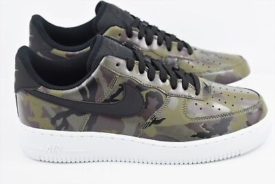 Nike Air Force 1 AF1 '07 LV8 Mens Size 10 Camo Shoes Cargo 823511 201