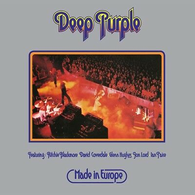 Deep Purple - Made In Europe (Lp - Purple Vinyl/180Gr/dc/ltd)