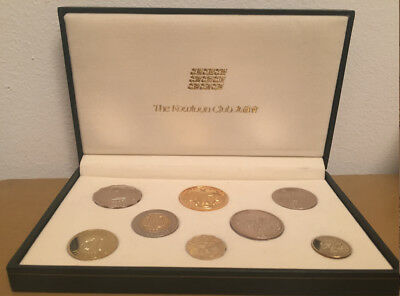 Authentic Uncirculated Commemorative 1997 Hong Kong Return to China Coin Set.