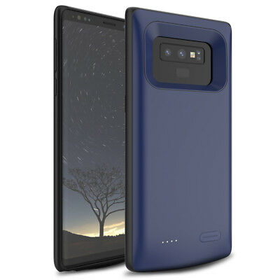 5000mAh For Samsung Galaxy Note9 External Battery Case Power Bank Charging Cover