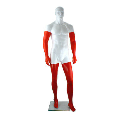 LatexDreamwear 100%  rubber Latex Handschuhe superlang  0,4mm rot getaucht