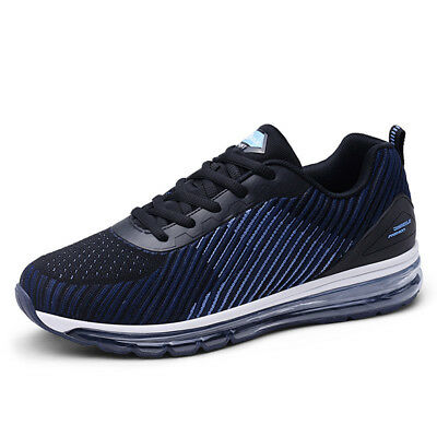 Air Cushion Sports Shoes 2018 Autumn Shock Running Student Casual Men's Shoes