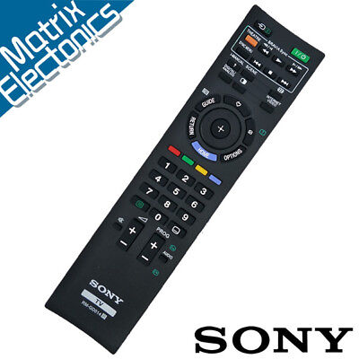 Original Genuine SONY TV Remote Control RM-GD014 replace RM-GD004 KDL52W4500