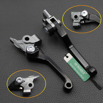 For KTM 250 300 350 450 500 SX SXF EXC EXCF XC XCF Brake Clutch Levers Black Hot