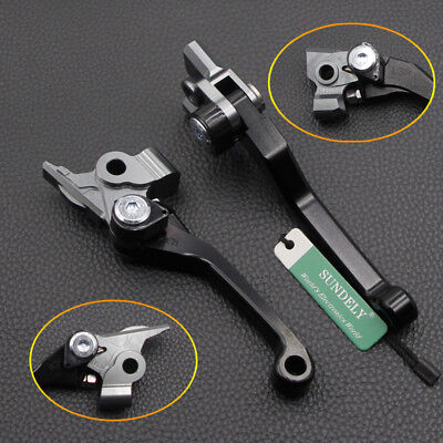 Black Billet Clutch Brake Lever For KTM EXC EXCF XCW XCFW XC XCF SX SXF 14-17