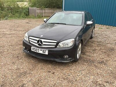 Mercedes Benz W204 C220 Cdi 2.1 Amg Sport Auto Breaking For Parts
