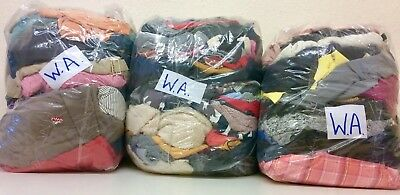 10KG Used Ladies/Women Autumn/Winter Clothes A and A+ Grade Wholesale Job Lot