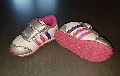 2e5f4b06d67 CHAUSSURE TENNIS FILLE taille 22 Adidas - EUR 9