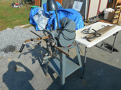 Belsaw 1200 saw sharpener saw filer HAND SAWS LOCAL PICK UP ONLY 17003 ANNVILLE
