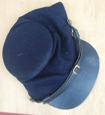 US American Civil War Blue Union Small Size Forage or Bummer Cap