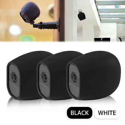 3-pack Silicone Skin Protective Case Cover for Arlo Pro / Pro 2 Security Camera