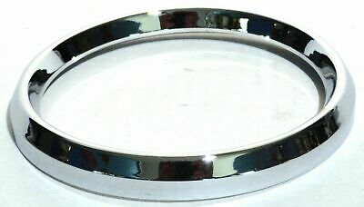 gauge cover speedometer or tachometer chrome plastic for Freightliner Century