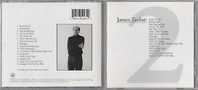 GREATEST HITS, VOL  2 by James Taylor (Vocals) (CD,2000) - $4 00