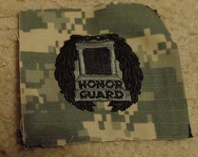 Army Patch,guard,tomb Of The Unknowns,arlington Cemetery,honor Guard Badge,acu