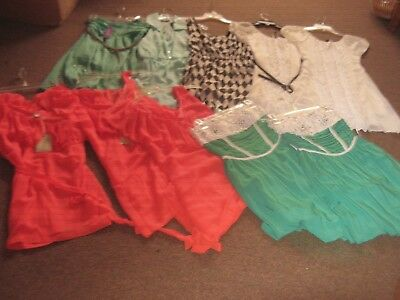 NEW wholesale clothing lot of 10