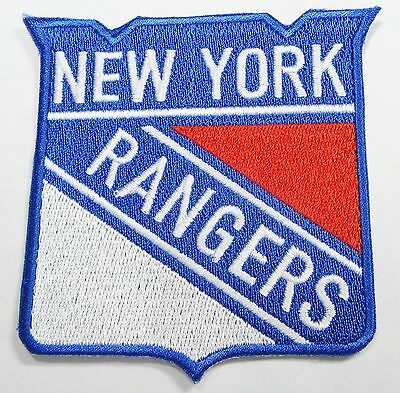 Lot Of (1) Hockey New York Rangers Patch Patches (Type B) Item # 89