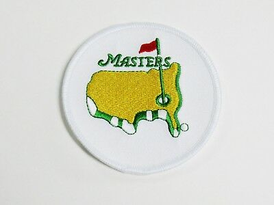 Lot Of (1) Masters Golf Patch / Patches Logo Iron-On Item # 131