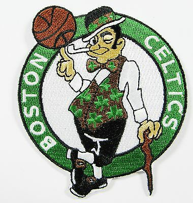 Lot Of (1) Nba Boston Celtic Basketball Embroidered Patch Item # 102