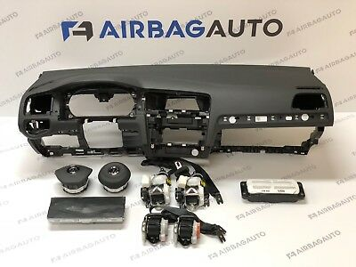 VW GOLF 7 airbag kit cruscotto originale GOLF VII air bag