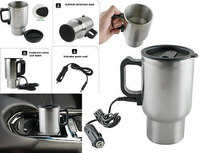 Electric Coffee Mug for Car Charger Coffee Heater Warmer Electirc Coffee Cup