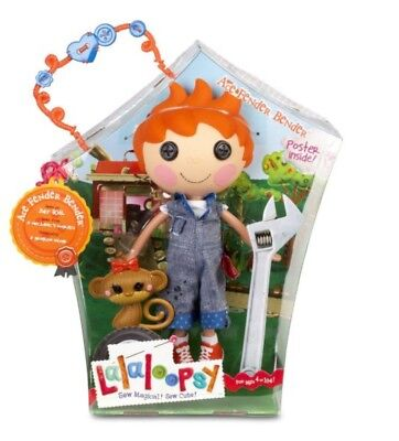 Lalaloopsy Ace Fender Bender Puppe Full Size