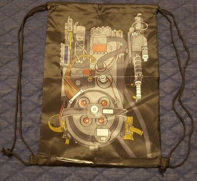 Colossal Ghostbusters Drawstring Backpack PROTON PACK Loot Crate Exclusive