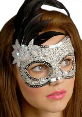 6 x novelty hen night wedding photo booth party bag fillers MASQUERADE MASKS new