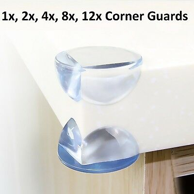 Child Baby Corner Edge Furniture Protectors Soft Safety Protection Cushion Guard