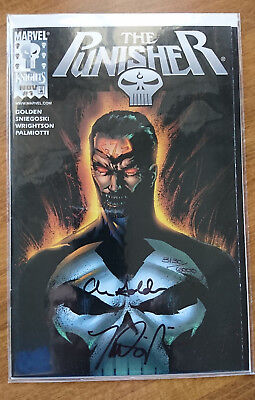 The Punisher #1 (1998 - 4th series) Dynamic Forces limited edition - signed