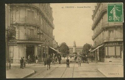 Troyes-Avenue Doublet