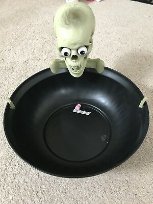 Animated Witch Hand Candy Bowl - Walmart.com - Walmart.com