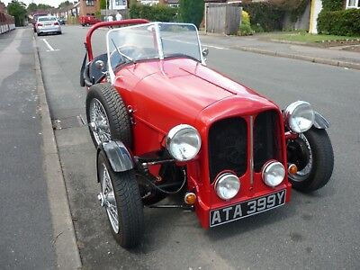 Renault 3 Wheeled Special - a unique, one off 3 wheeler, not kit car