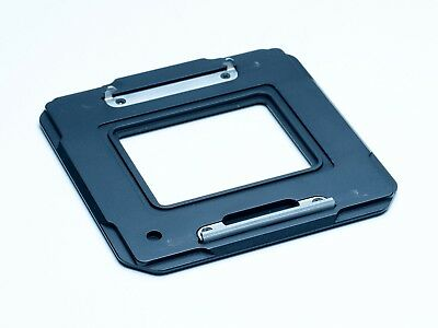 Cambo SLW Phase One / Mamiya M645 Adapter plate Actus  / Wide RS / Sliding Backs