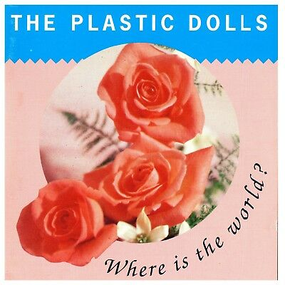 Where is the world? ~ Plastic Dolls CD
