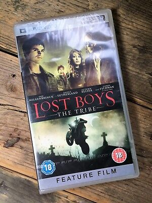 The Lost Boys 2 - The Tribe (UMD, 2009) Horror - PSP Film/Movie - SEALED